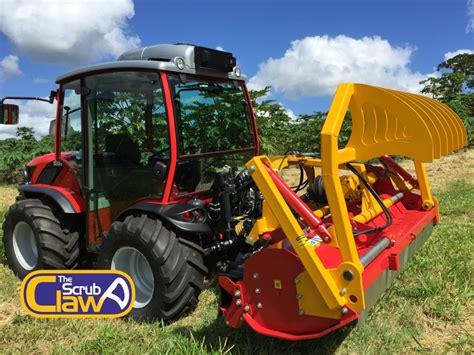 home hillside tractors australia