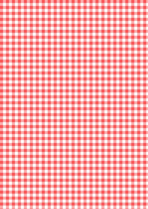 printable gingham banner free printable red and white colored gingham pattern paper