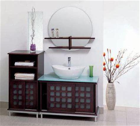 Modern Japanese Bathroom Vanity Modern Bathroom Vanity Moonlight