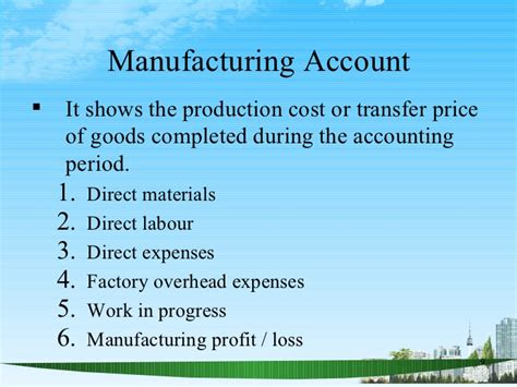 Finance In Mba Wiki by Search Results For Profit And Loss Account Format