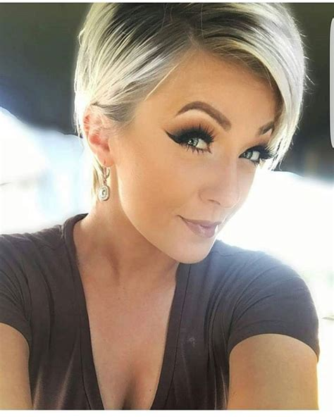 pictures of blonde hair short hair with dark roots 17 best images about blonde hair dark roots on pinterest