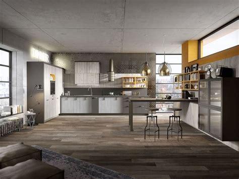 cucina soggiorno moderno cucine soggiorno open space spazi dinamici e