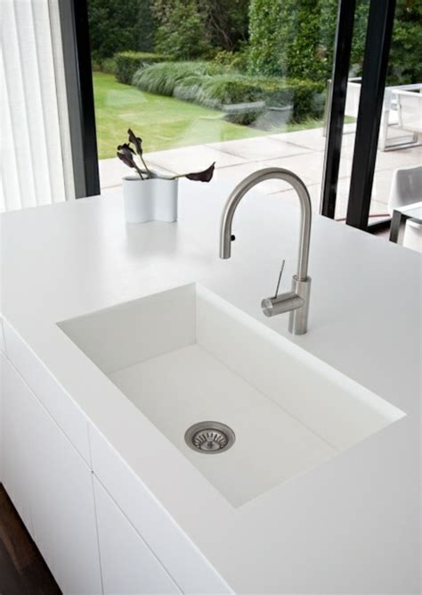 17 best ideas about modern kitchen sinks on