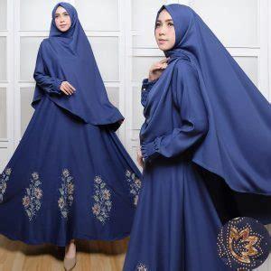 Gamis Jumbo Payet gamis syar i c017 baloteli payet baju muslim cantik