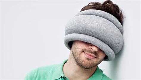 Bantal Leher Dengan Masker Mata Earplug bantal leher multifungsi teman setia perjalanan anda harga jual