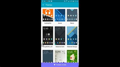 theme store apk samsung how to get and set paid theme from theme store for samsung