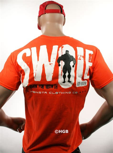 bodybuilding clothing weightlifting shirts fitness apparel for men monsta clothing mens graphic tee bodybuilding wear swole t