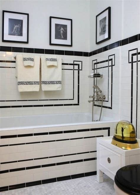Art Deco Bathroom Ideas Deco Bathrooms In 23 Gorgeous Design Ideas Rilane