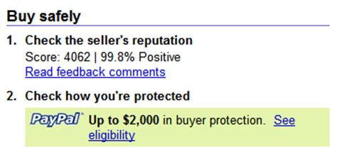 ebay buyer protection ebay protection program scams free software and