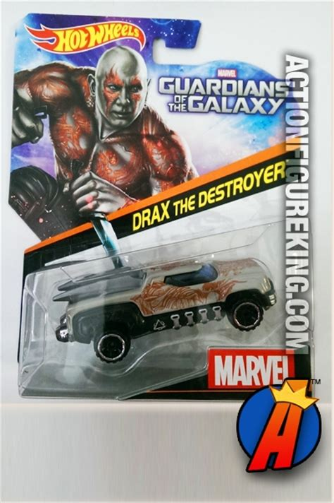 New Mainan Diecast Wheels Guardians Of The Galaxy Vol 2 Gamora wheels guardians of the galaxy drax the destroyer die cast vehicle