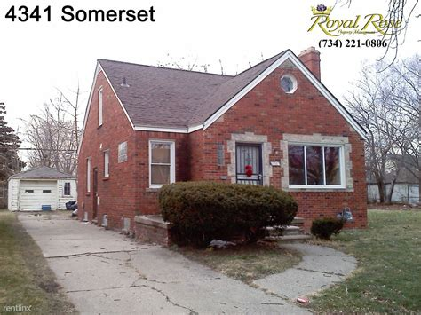Apartments For Rent With Basement In Detroit Mi Realtor by 4341 Somerset Ave Detroit Mi 48224 3 Bedroom Apartment