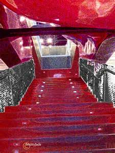 seattle library interior redrum by smittyjade1 on