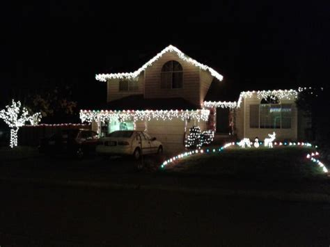 28 best simple christmas lights on houses small and