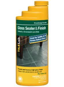 tilelab 174 gloss sealer finish custom building products