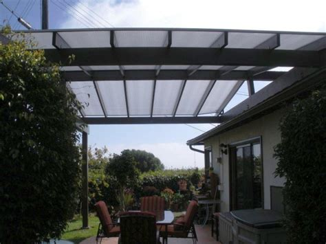 Pergola Cover   DIY Patio Cover Kit   Polycarbonate Patio