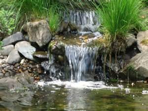 cascade de jardin jardin sur enperdresonlapin