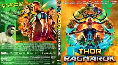 film thor ragnarok bluray thor ragnarok dvd covers labels by covercity