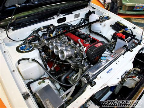 Toyota Corolla Ae86 Engine 2009 Exciting Car Showdown Toyota Ae86 Engine Bay Photo 14