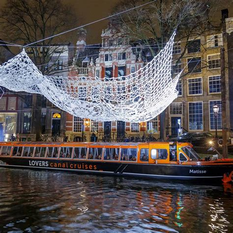 amsterdam light festival boat tour water colors cruise tickets lovers canal cruises