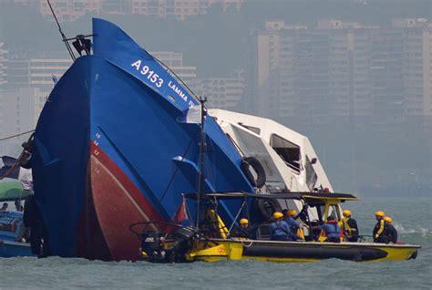 boat crash hong kong hong kong ferry crash kills 36 world dawn