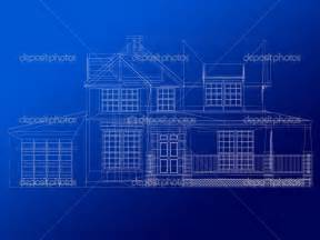 Blue Prints Of Houses Architecture Blueprint Of A House Stock Photo 169 Andresr