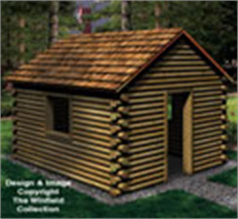 Landscape Timber Playhouse All Yard Garden Projects Cottage Playhouse Plans