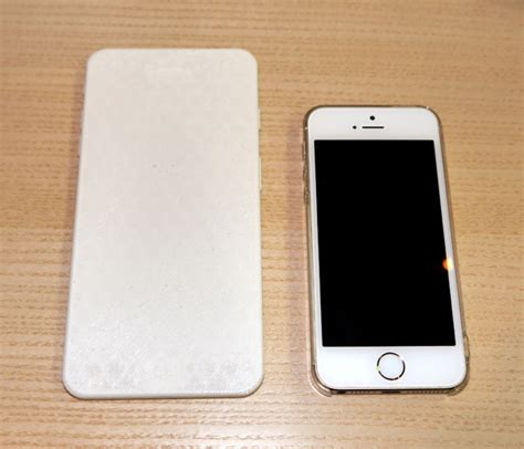Hp Iphone 5 Inch iphone 6 5 5 inch screen mockup compared to iphone 5s bgr