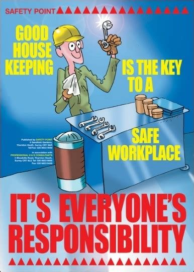 house keeping workplace housekeeping an important factor in preventing