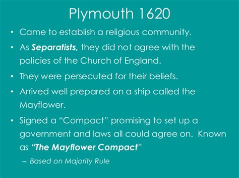 where is the plymouth colony plymouth colony 1620