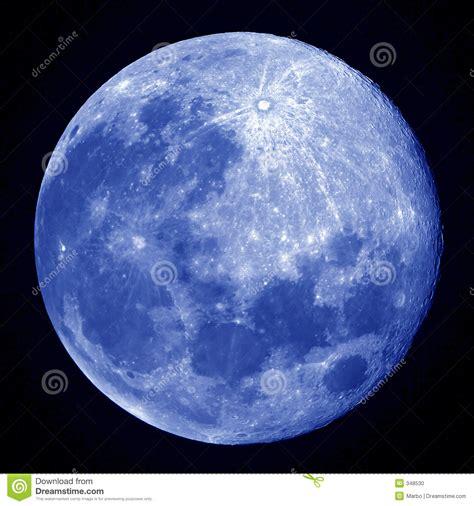 imagenes abstractas de la luna luna llena azul foto de archivo imagen 348530