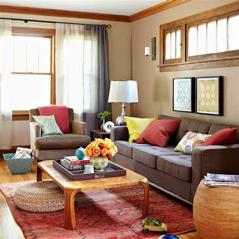 Living Room Matching Wall Color Shades Of Brown Put You On A Universal Color