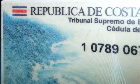 costa rica identidad tsg advierte de que adultos mayores deben presentar c 233 dula