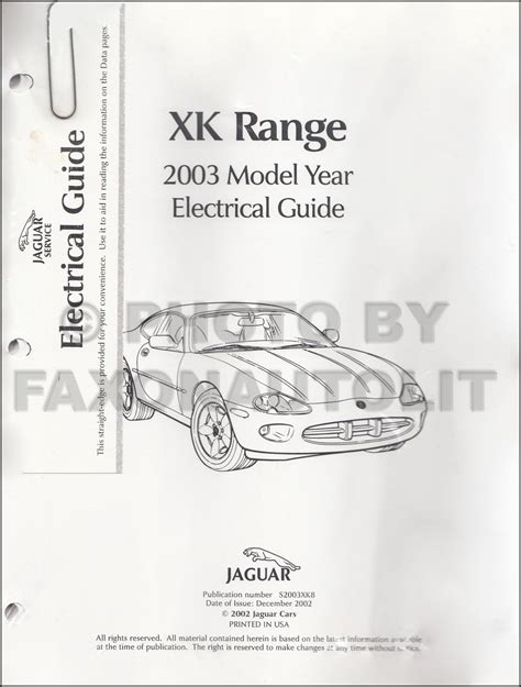 jaguar xk8 electrical wiring diagram wiring diagram with