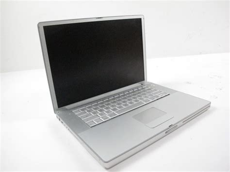 Laptop Apple Powerbook G4 apple powerbook g4 laptop property room