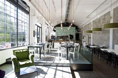 arredamenti in arredamento in stile industriale un pub ristorante svela