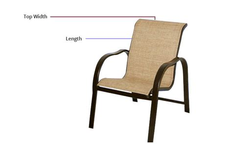 repair sling chairs replacement chair sling 1pc patio sling site