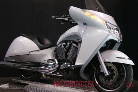 victory vision  convertible abs pearl white