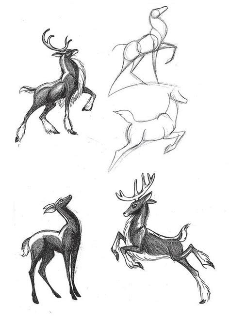 I M Drawing A Blank by Draw A Deer 1 By Diana Huang On Deviantart I M Drawing