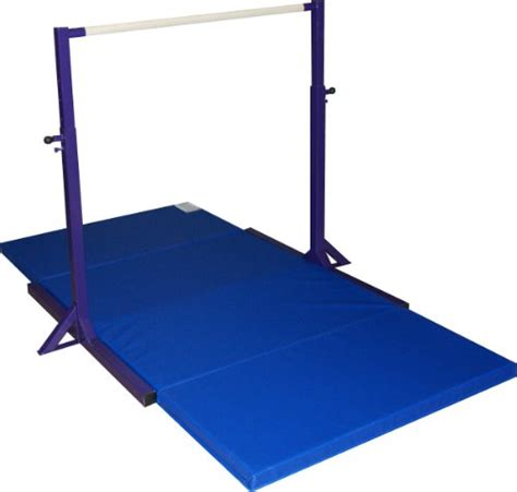 Gymnastics Mats And Bars by Gymnastics Mini High Bar And 2 Thick Folding Mat Without Extension Legs In The Uae See Prices