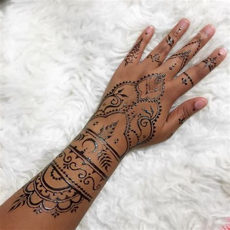 henna tattoo risiken 125 henna tattoos mit sch 246 nen design mode
