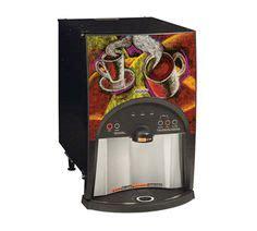 Dispenser Low Watt professional beverage dispensers for commercial restaurants on portion