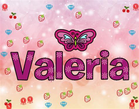 Imagenes De Cumpleaños Para Valeria | dibujo de valeria pintado por en dibujos net el d 237 a 13 02