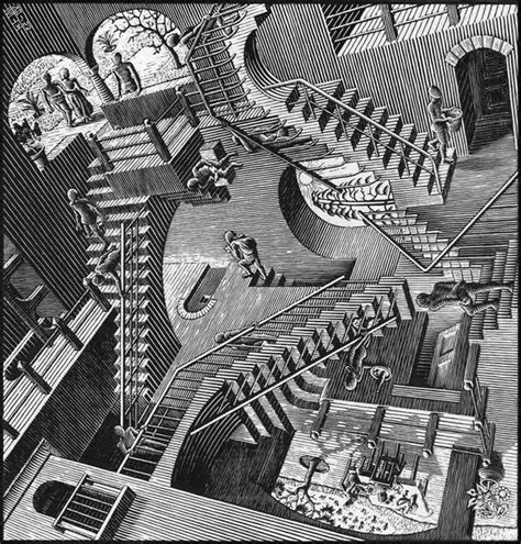 m c escher the graphic 383652984x best 25 mc escher ideas on