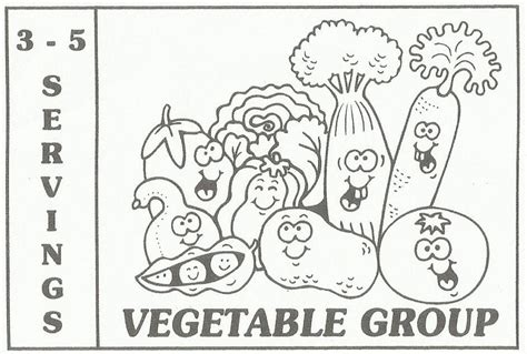 Free Coloring Pages Of Eating Healthy Nutrition Coloring Pages