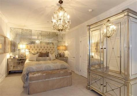 bedroom with mirrored furniture bogart luxe bedroom furniture mirrored furniture the