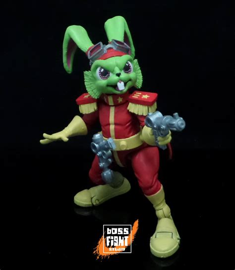 bucky o hare figures bucky o hare update from fight studio the toyark news