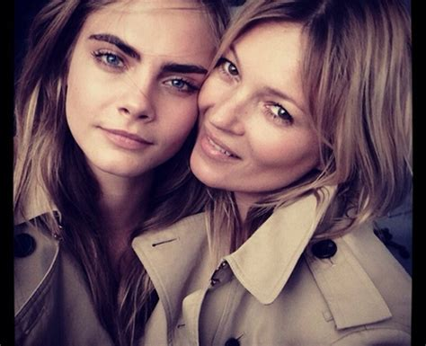 Ahhh The Divas Bff Kate Moss The Does by Kate Moss The Ultimate Bff Cara Delevingne S