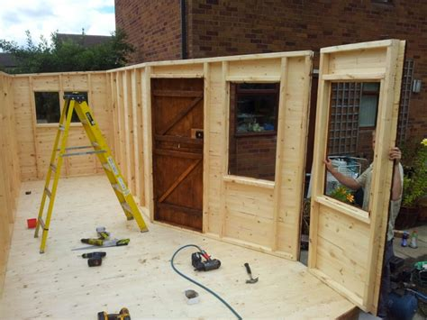 Workshops And Sheds by Shape Workshop Apex Timber Buildings