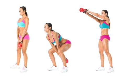 kettlebell swing reps 6 kettlebell exercises that will burn more fat and pack on