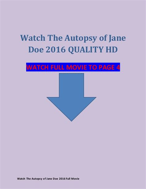 watch the autopsy of jane doe 2016 full movie hd song